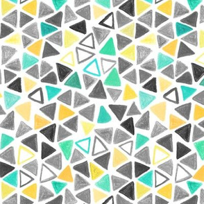 Crayon Triangles