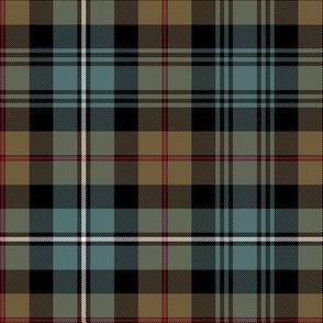 "Robertson hunting tartan #1, 10"" modern"