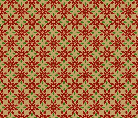Poinsettia_gold_gift_wrap_small_shop_preview