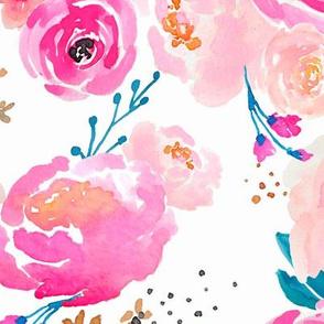 Indy Bloom Design Punchy Florals B