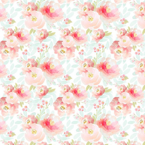 Indy Bloom Design Pink Plush Florals B