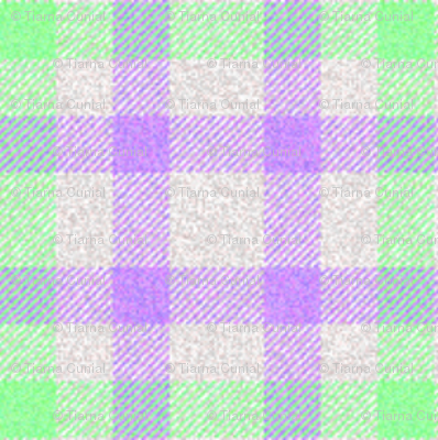 Genderqueer plaid