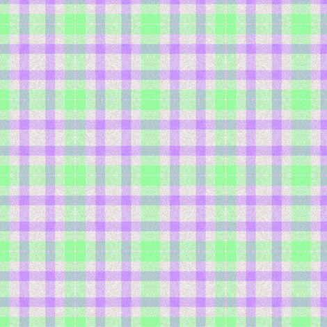 Genderqueer plaid fabric by aspie_giraffe on Spoonflower - custom fabric