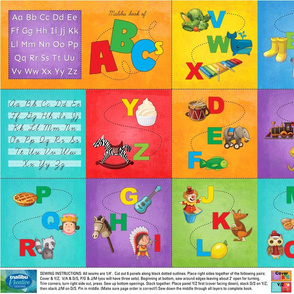 Soft Book - ABCs