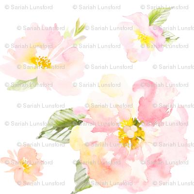 Anya's Floral Watercolor