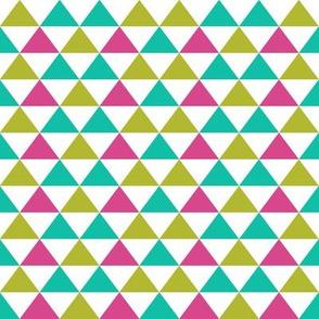 bright triangles
