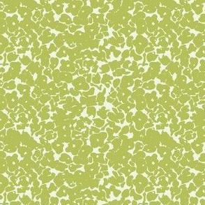 Hydrangea Petals Green