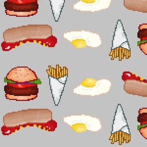 Fast Food Bit 8x