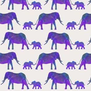 Follow The Leader - Elephant Pattern