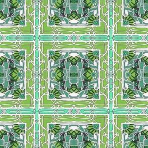 Nouveau Deco Kaleidoscope #5876838