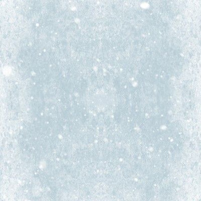 Icy Blue - snow overlay ©Linda Christiansen
