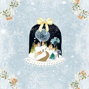 Winter Wonderland - small bow ©Linda Christiansen