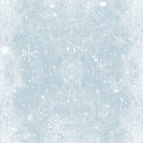 Icy Blue - snowflakes ©Linda Christiansen