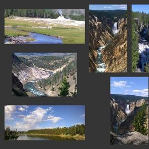 Yellowstone Photos 2016