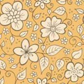 Orange_abigail_floral_pattern_150_hazel_fisher_creations_shop_thumb