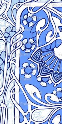Flower Heart Blues