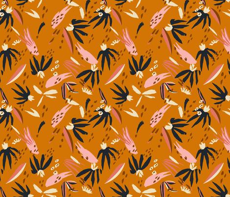 adobo_multi_desert fabric by holli_zollinger on Spoonflower - custom fabric