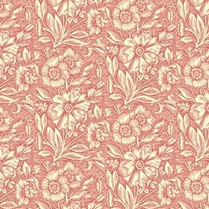 Bookplate Pompeii Rose