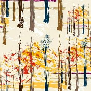 Autumn Tree Stand