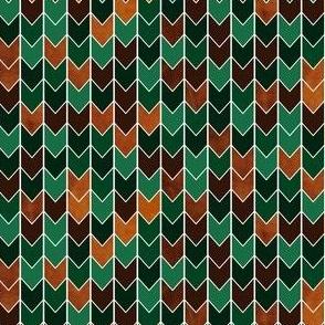 Copper Chevron