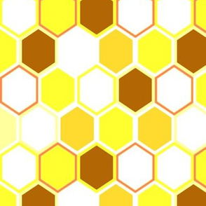 Honey Comb Yellow