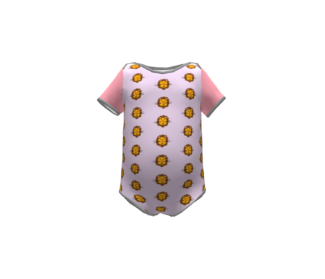 Retro Lion (lavender)
