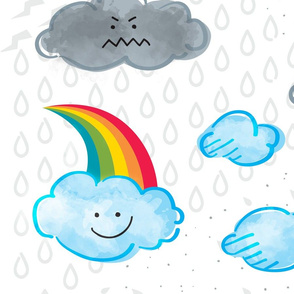 Weather Pattern   Large Print