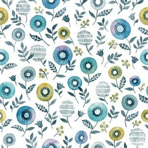 indigo_blues_floral_pattern
