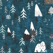Forest_mountain_linen_x2_wide_blue_post_swatch_shop_thumb