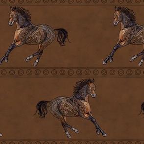 Grecian Horses