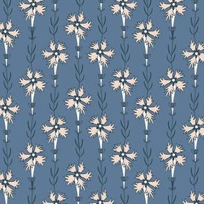 Prairie Floral Stripe 3