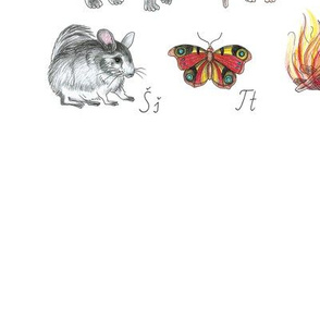 Latvian alphabet