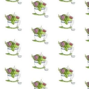 Succulent Tea
