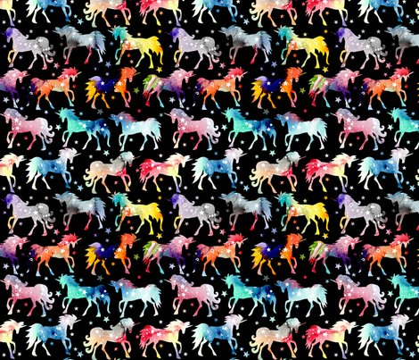 Rrainbow_galaxy_unicorns_-_black_background_shop_preview