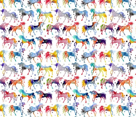 Rrainbow_galaxy_unicorns_-_white_background_shop_preview