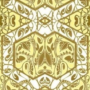 Pseudo Batik Damask