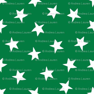 stars // green christmas stars cute christmas fabric simple christmas designs