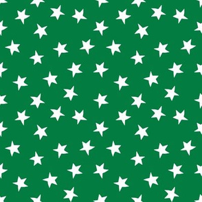 stars // green christmas stars cute christmas fabric simple christmas designs