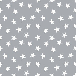 stars // christmas grey star cute grey star fabric best stars design