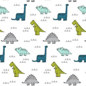 multi dino  - modern dino