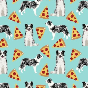 blue merle border collie pizza fabric cute blue merle pizzas fabric cute dogs design pizzas design cute dogs