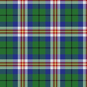 Kentucky official state tartan