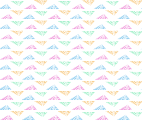Opihi Party fabric by sopupuka on Spoonflower - custom fabric
