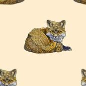 Zentangle Fox Kits