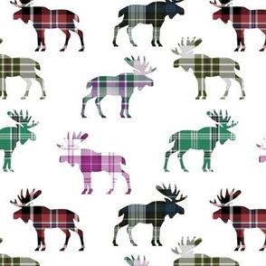 Plaid Moose IV