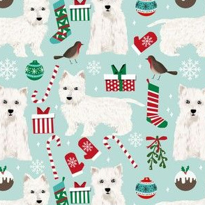 westie fabric cute west highland fabrics cute westie christmas dogs fabrics