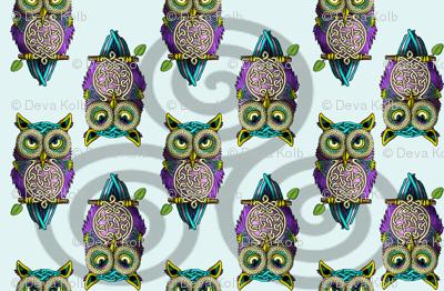 Celtic_Owls
