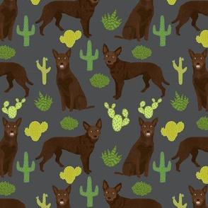 australian kelpie fabric cute cactus fabrics red kelpie dogs fabric cute dog fabric