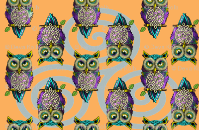Celtic_Owls_Orange