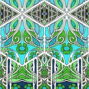 Art Nouveau Seas